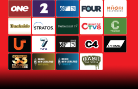 Freeview Channel selection